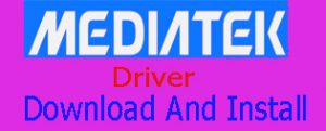 Android MTK USB Driver Free Download And Instruction